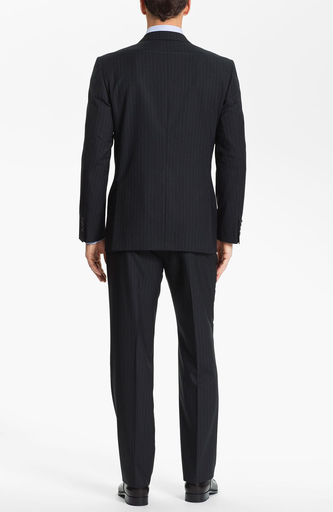 Alternate Image 3  - Joseph Abboud Stripe Suit