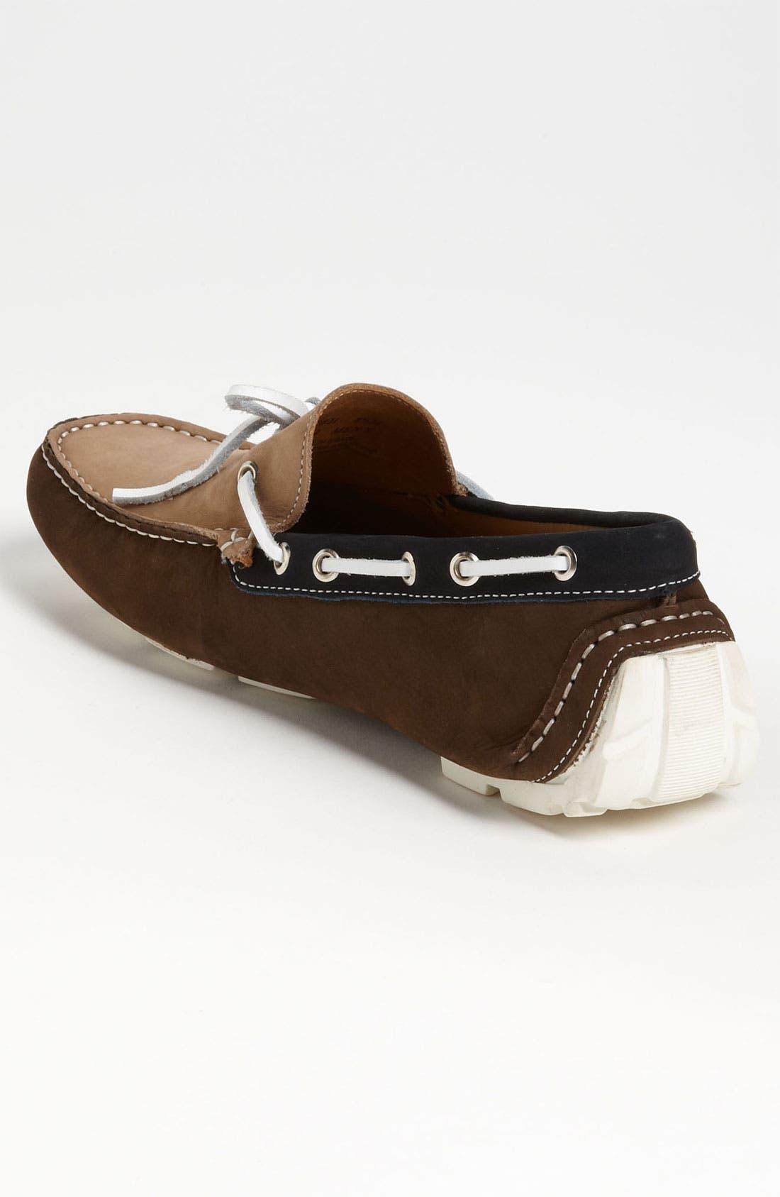 Alternate Image 2  - 1901 'Barbados' Driving Shoe (Men)