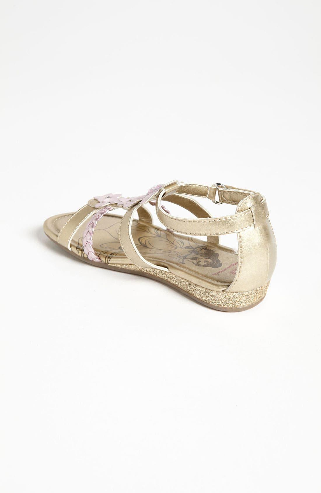 Alternate Image 2  - Stride Rite 'Disney™ - Belle' Sandal (Toddler)