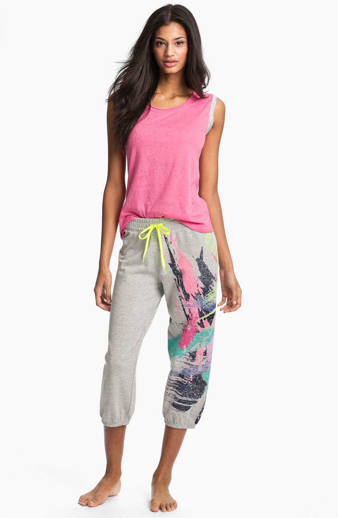 Alternate Image 2  - Steve Madden 'Tagged You're It' Capris