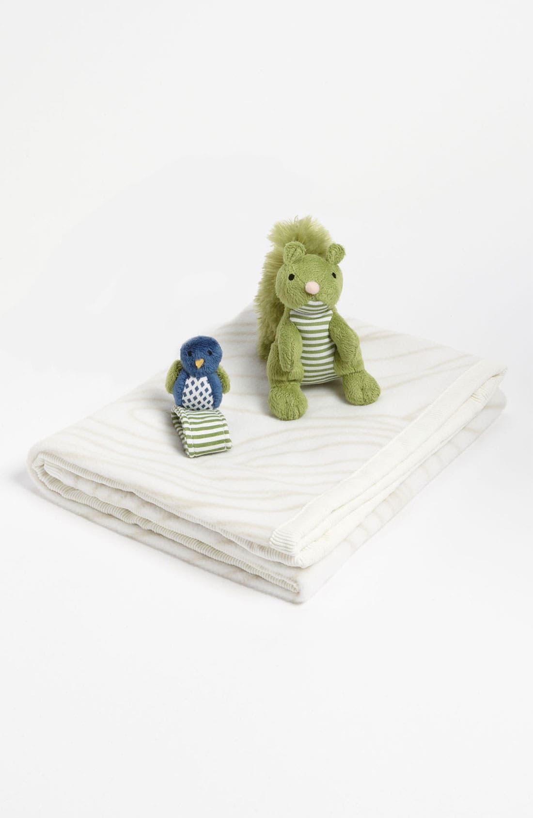 Alternate Image 2  - Baby Aspen 'Earl The Squirrel' Gift Set