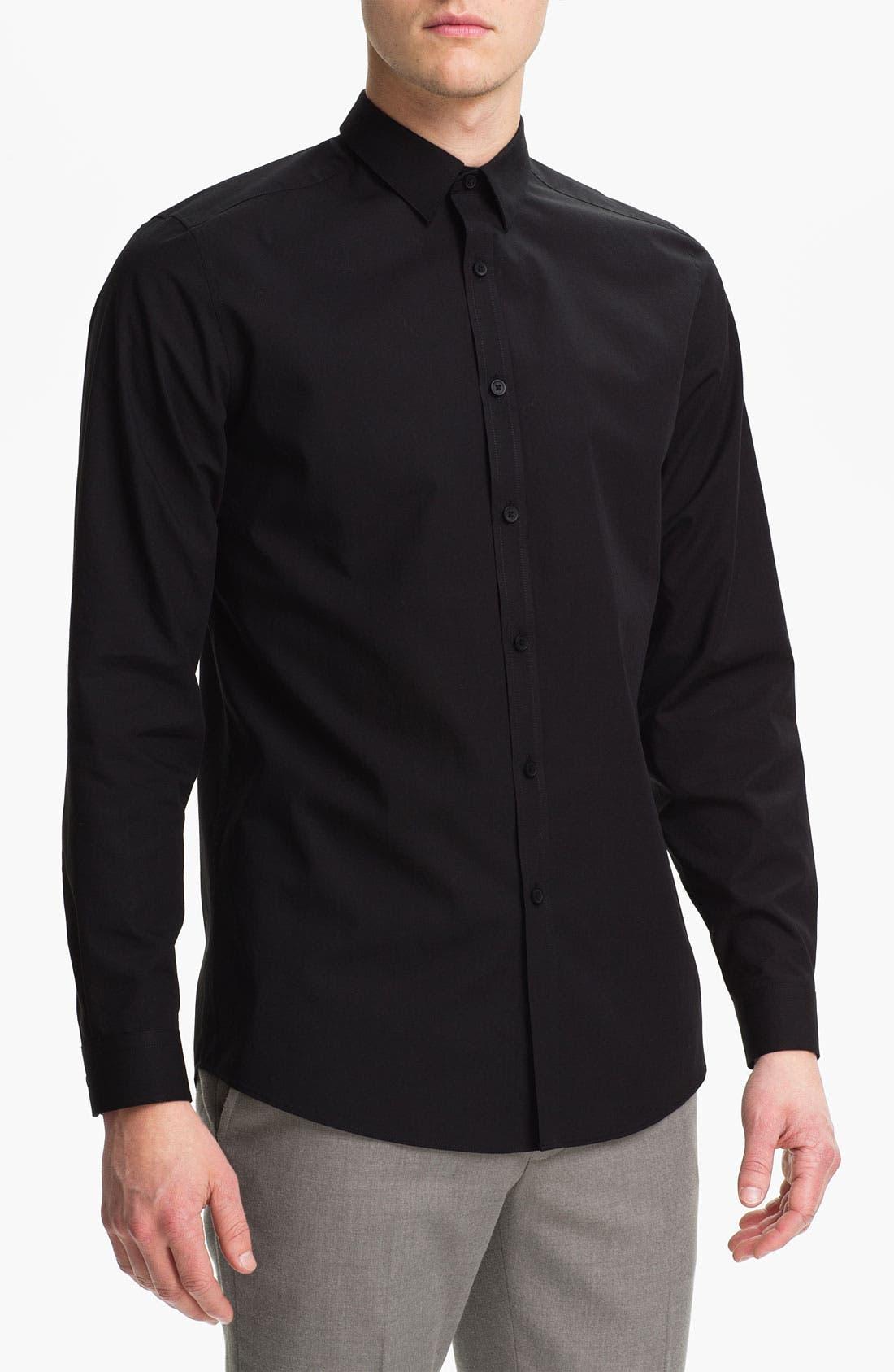 Alternate Image 1 Selected - Topman Dress Shirt