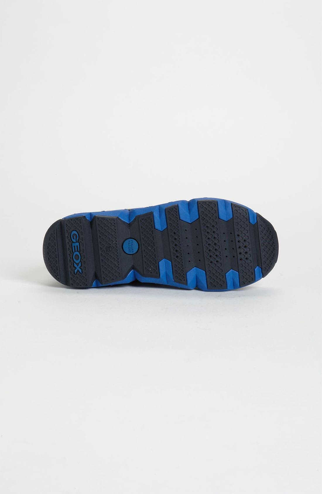 Alternate Image 4  - Geox 'J Rumble' Sneaker (Toddler, Little Kid & Big Kid)