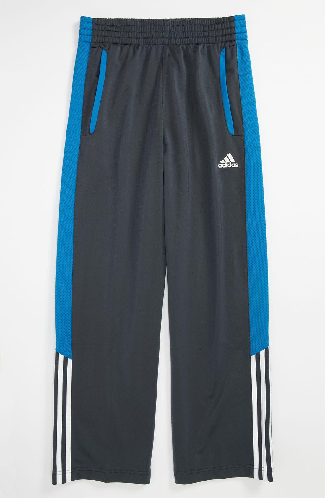 Alternate Image 1 Selected - adidas 'Pro Model' Pants (Big Boys)