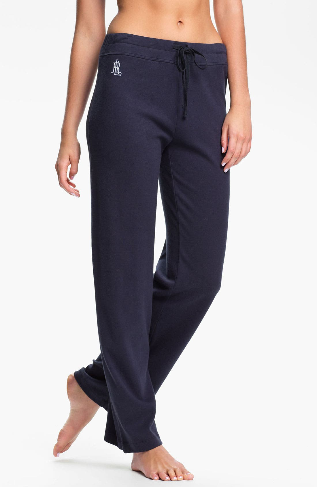 Main Image - Lauren Ralph Lauren Sleepwear Lounge Pants