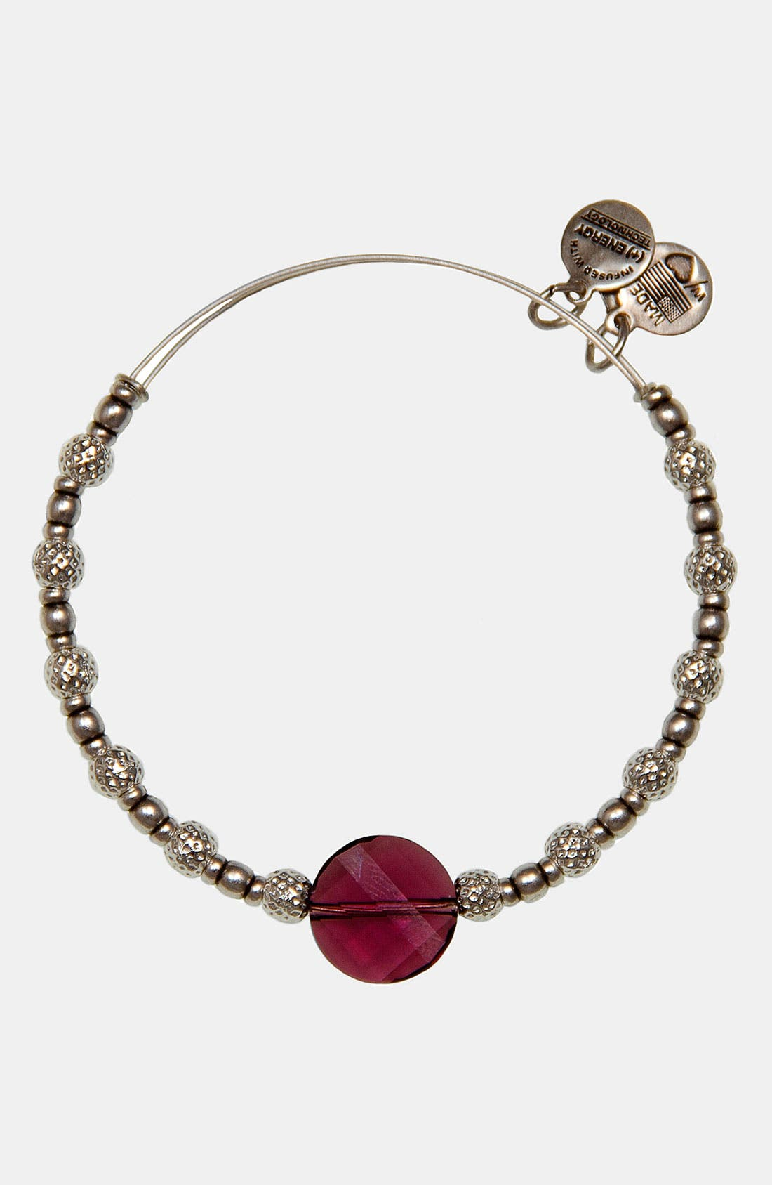Alternate Image 1 Selected - Alex and Ani 'Full Circle' Expandable Wire Bangle