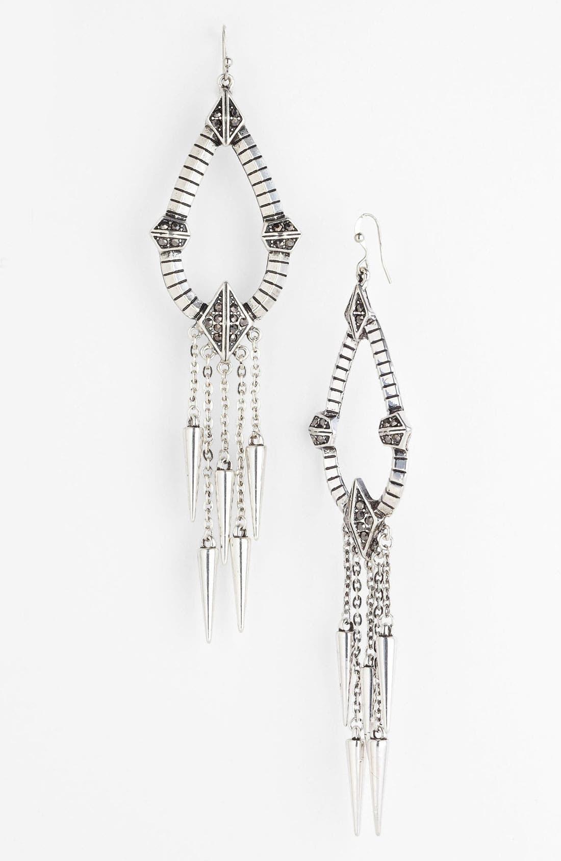 Alternate Image 1 Selected - Guinevere 'Mallor' Earrings