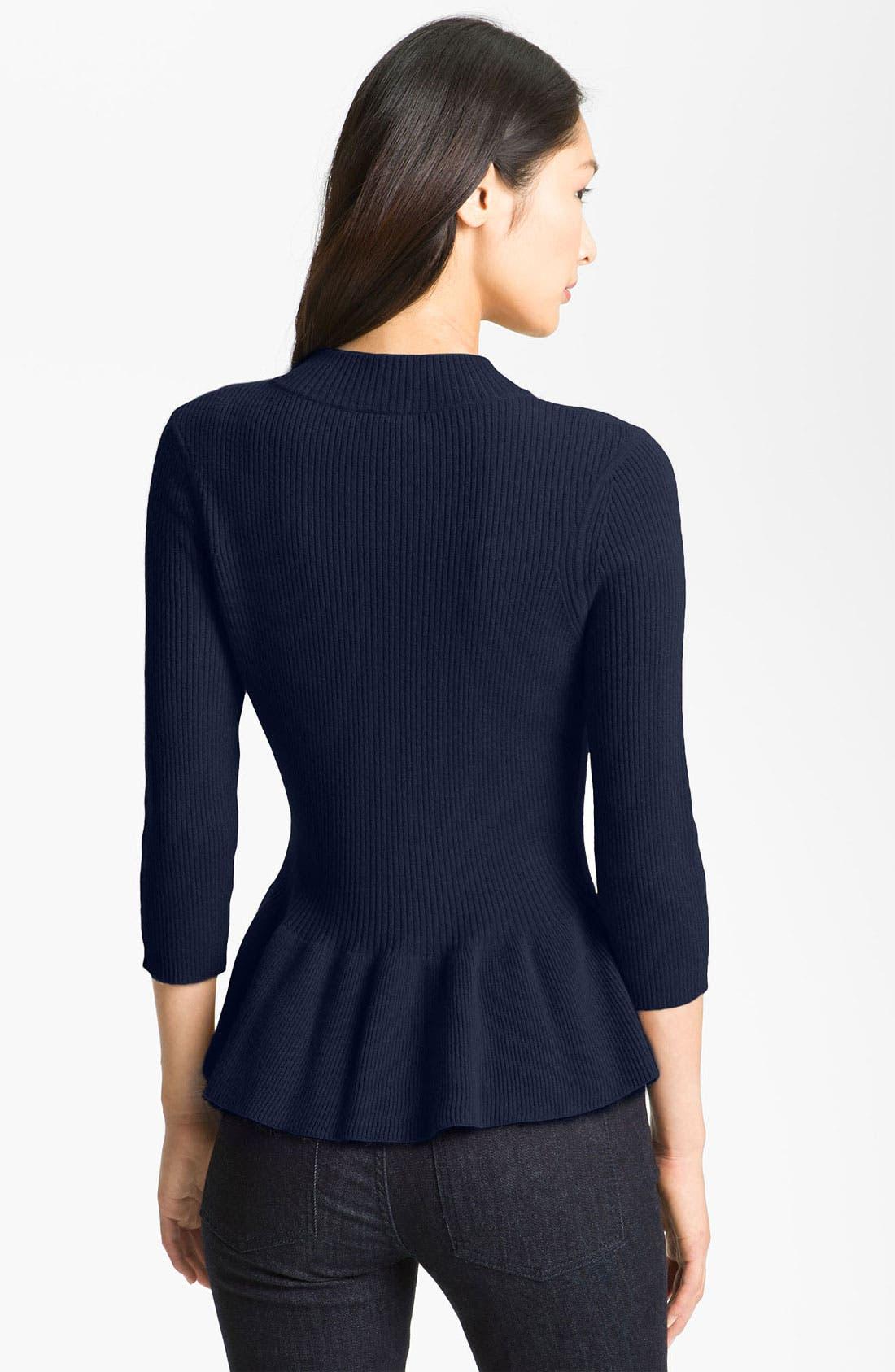 Alternate Image 2  - Tory Burch 'Madeline' Sweater