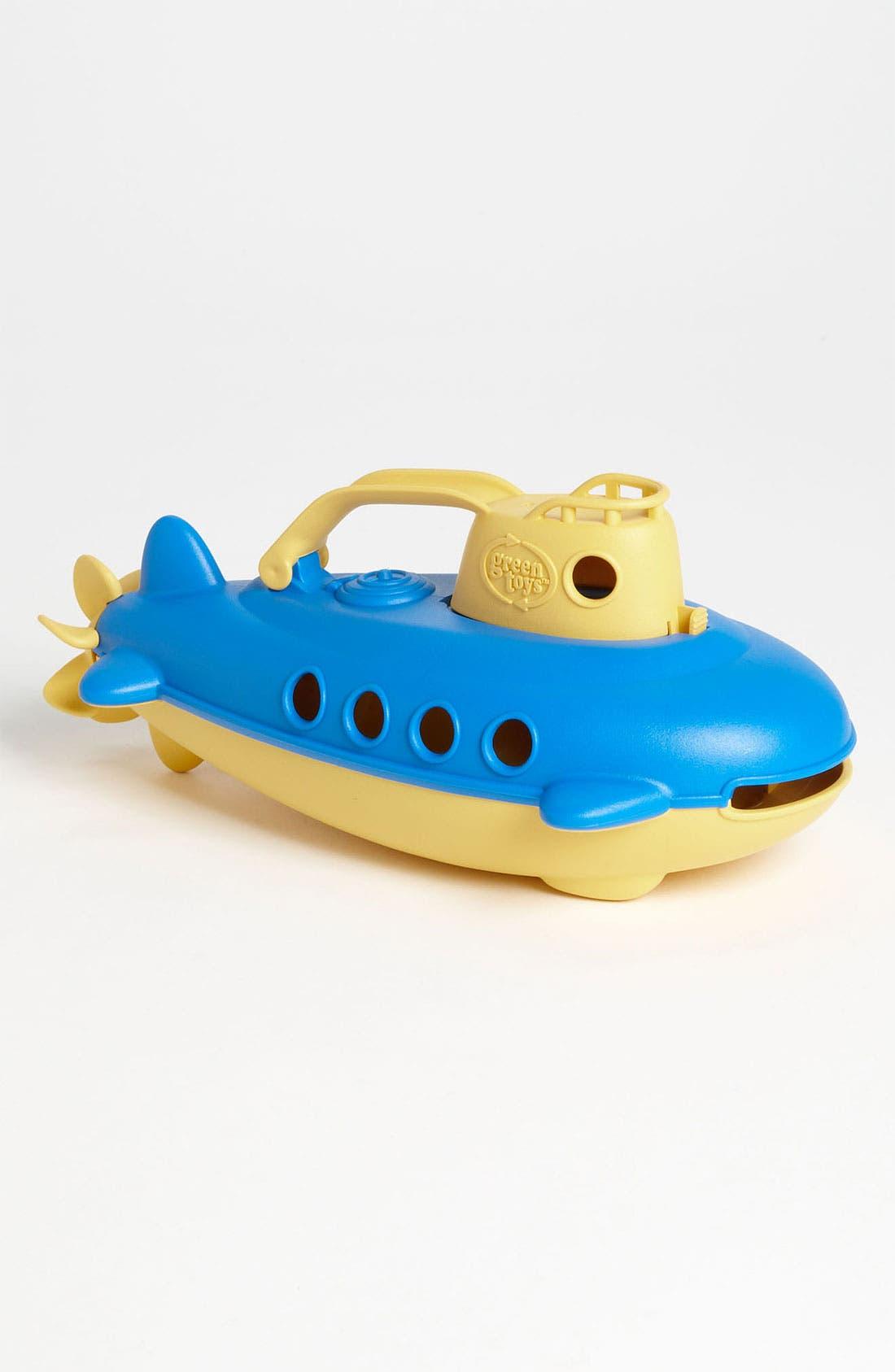 Alternate Image 1 Selected - Green Toys Submarine Bath Toy