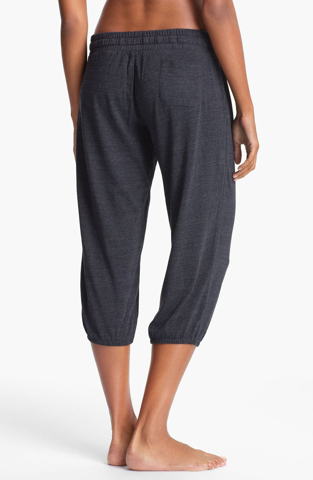 Alternate Image 2  - Under Armour 'Undeniable' Charged Cotton® Capris