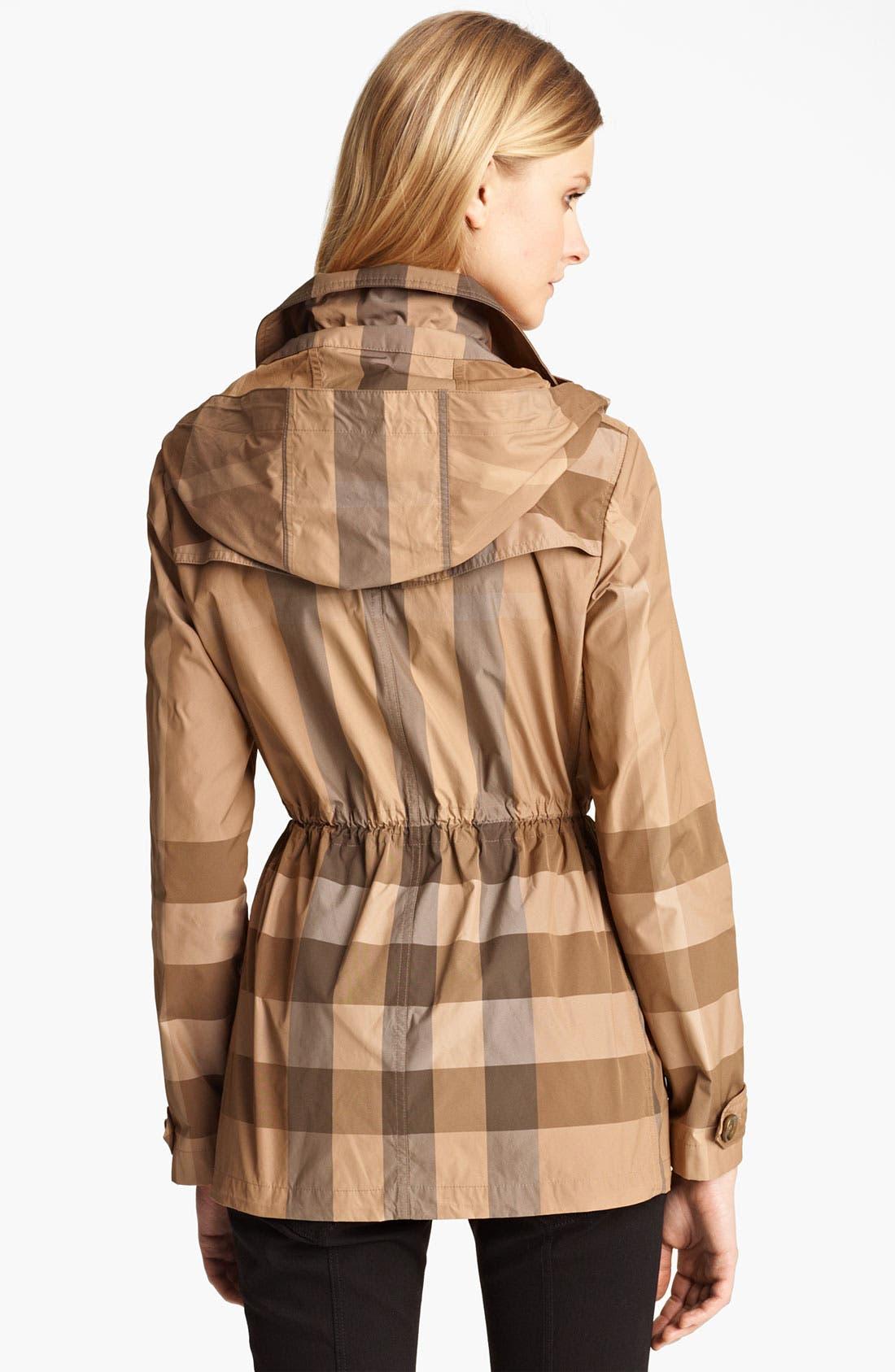 Alternate Image 2  - Burberry Brit 'Kerrington' Coat