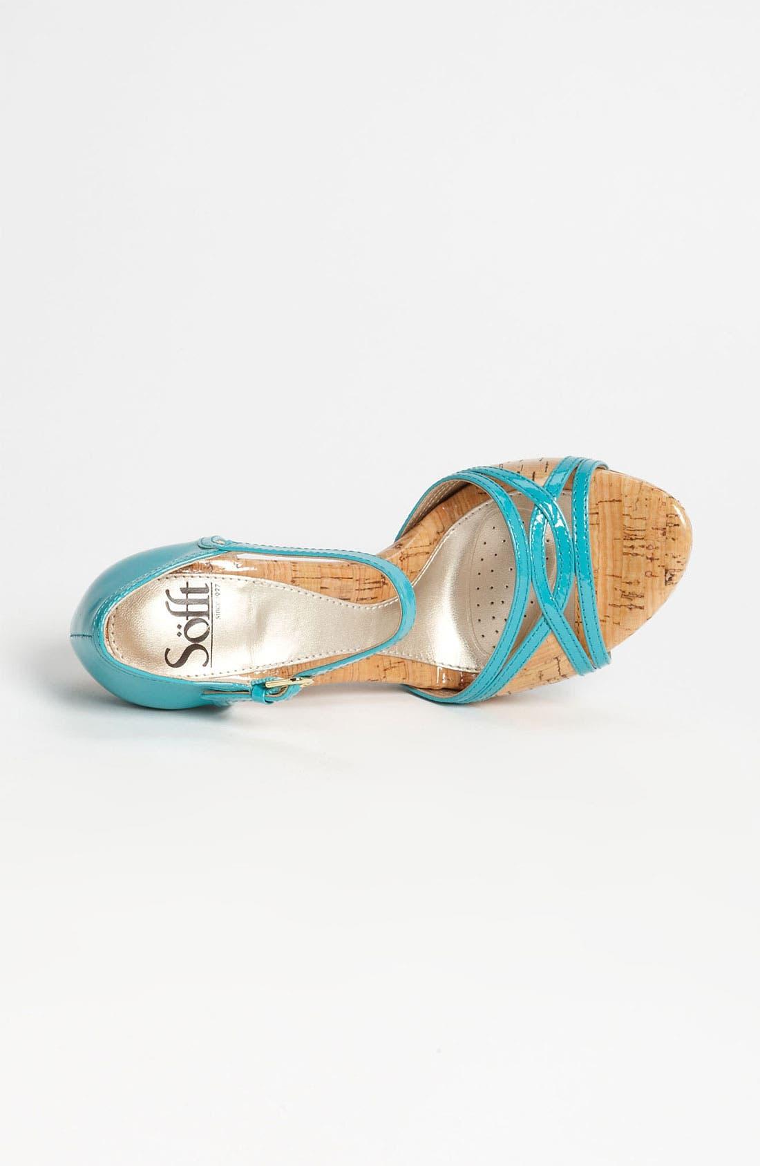 Alternate Image 3  - Söfft 'Valeda' Sandal