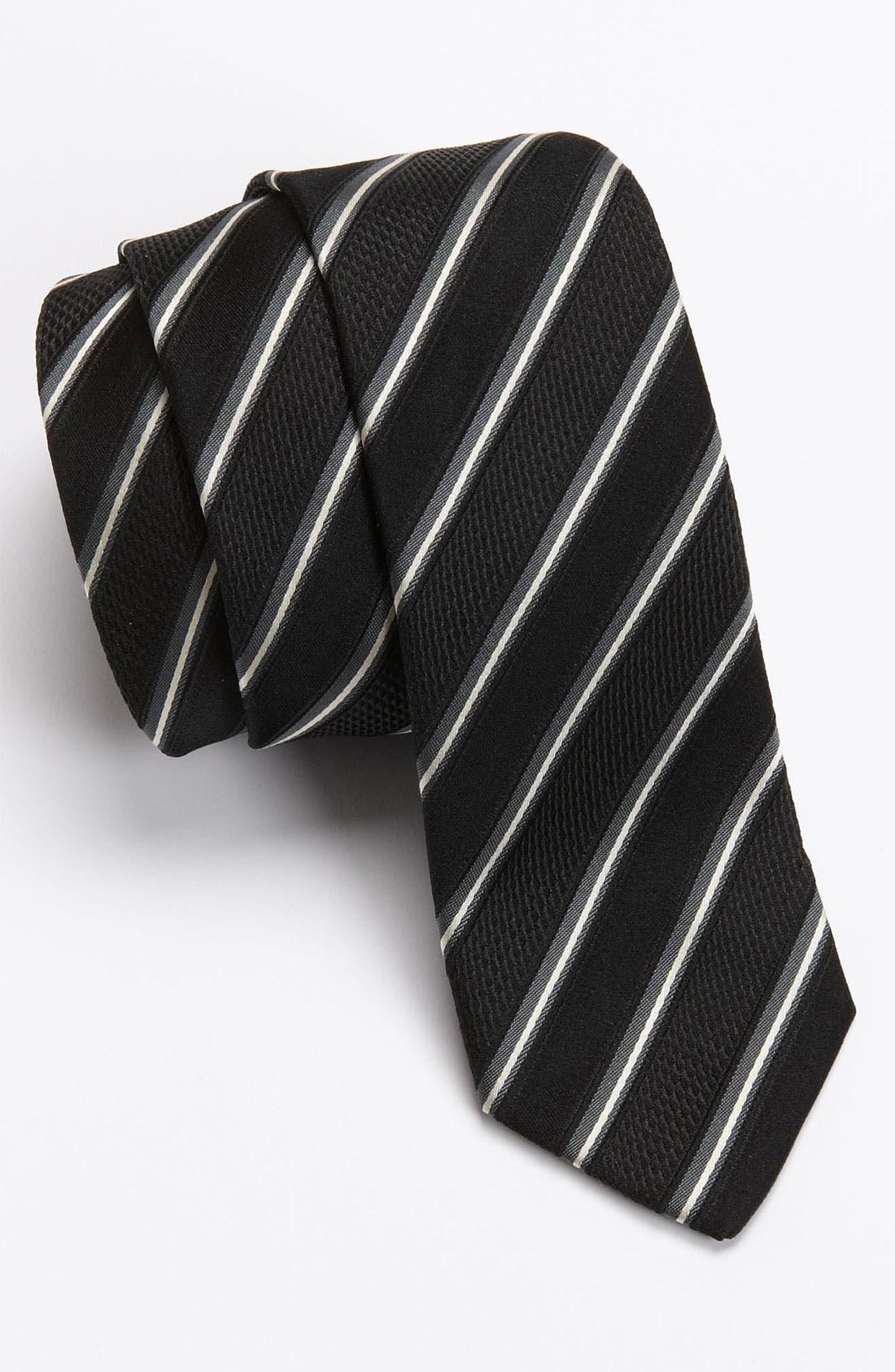 Main Image - Dolce&Gabbana Woven Silk Tie