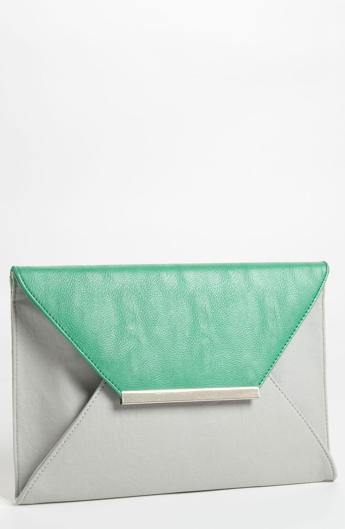 Alternate Image 1 Selected - Nila Anthony Colorblock Clutch