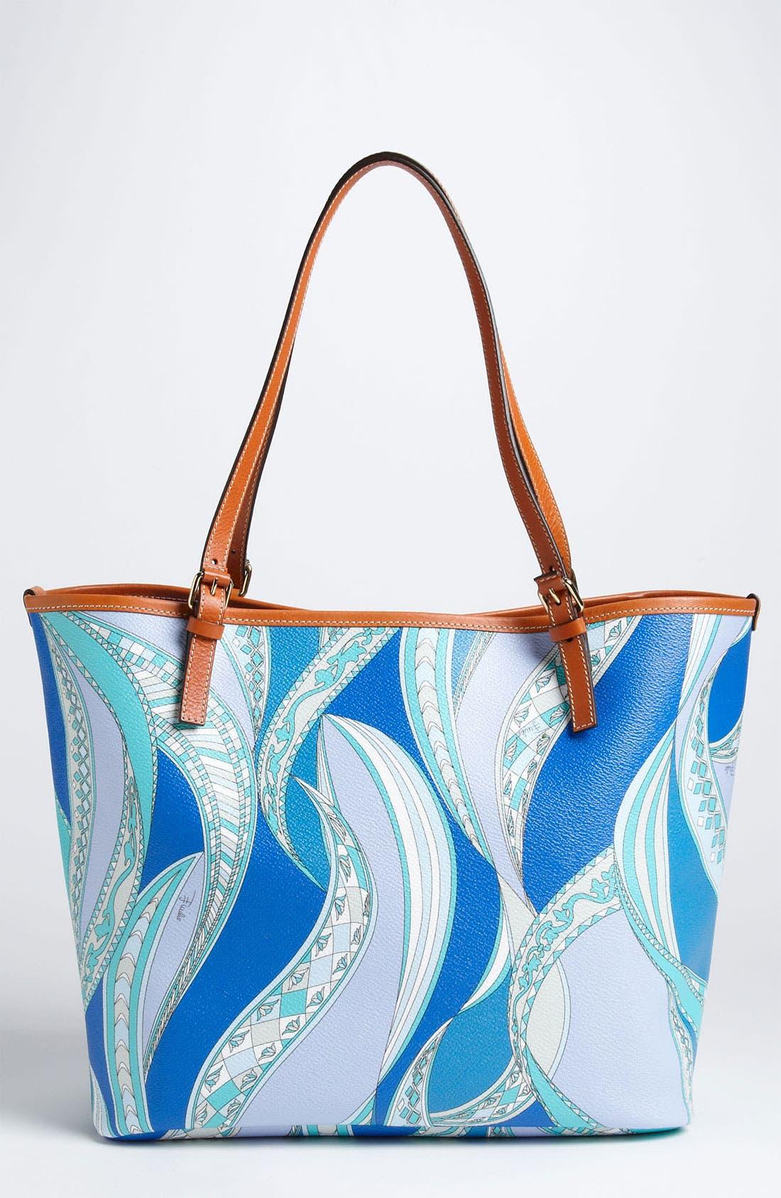 Alternate Image 1 Selected - Emilio Pucci 'Medium' Shopper