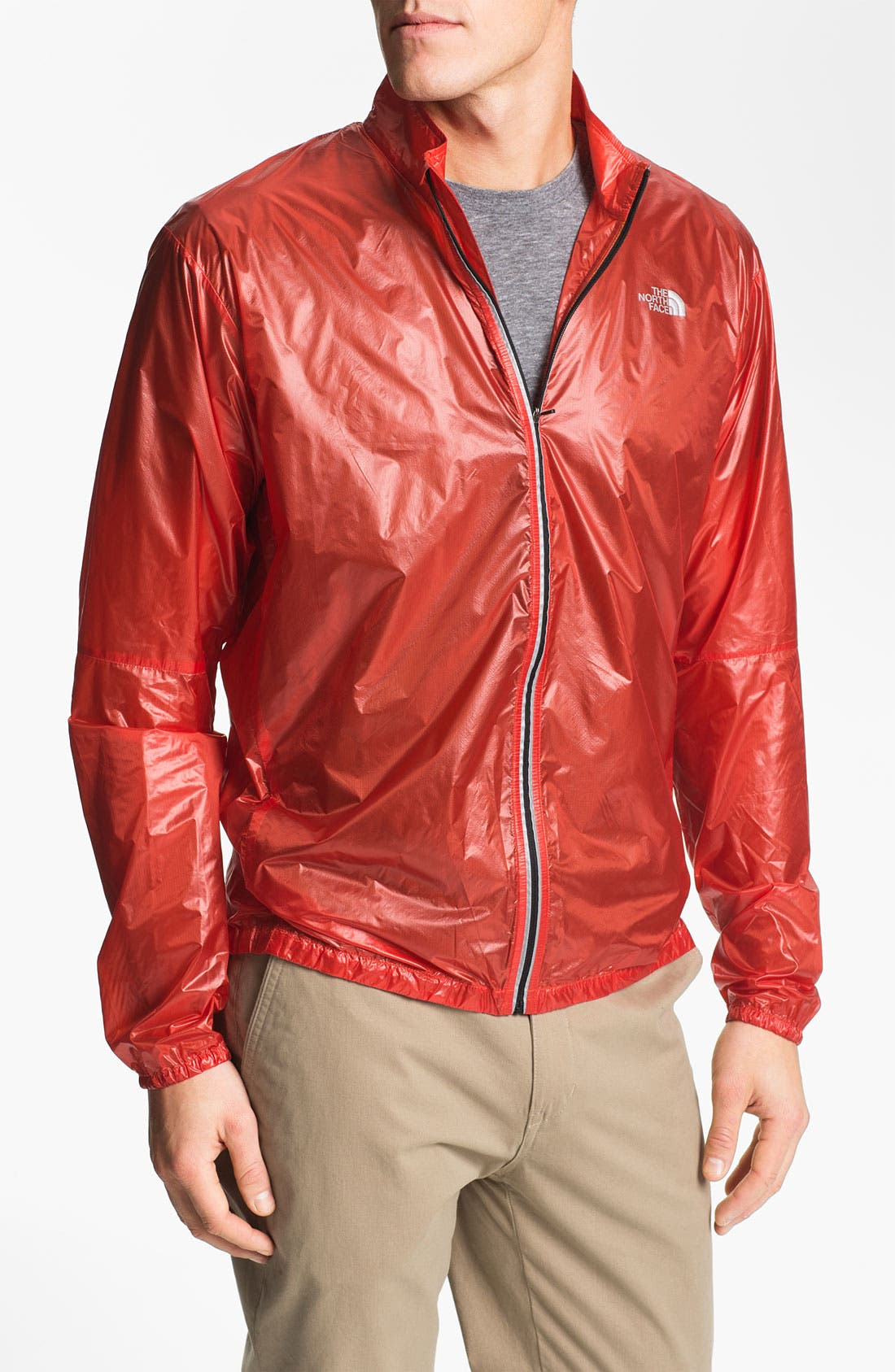 Alternate Image 1 Selected - The North Face 'Accomack' Packable Nylon Jacket