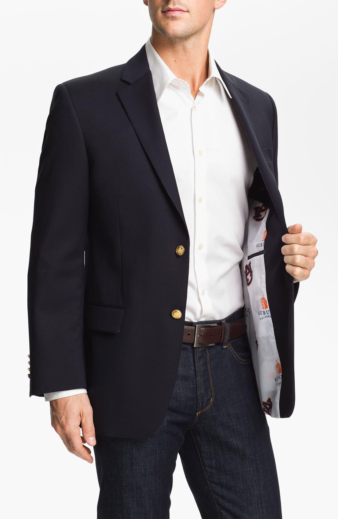 Alternate Image 1 Selected - S. Cohen 'Auburn University' Blazer (Online Only)