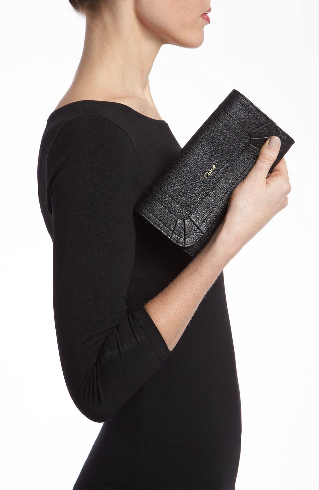 Alternate Image 2  - Chloé 'Paraty' Leather Wallet