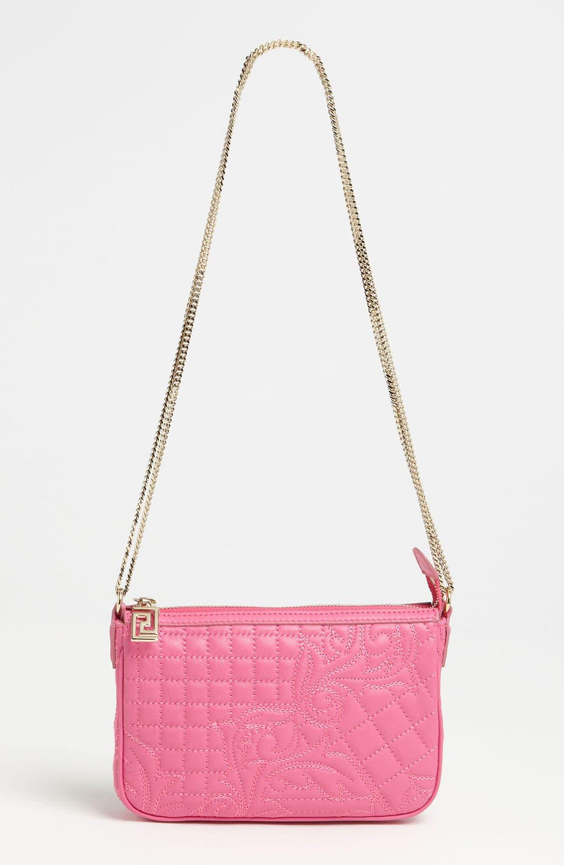 Main Image - Versace 'Vanitas' Leather Crossbody Bag