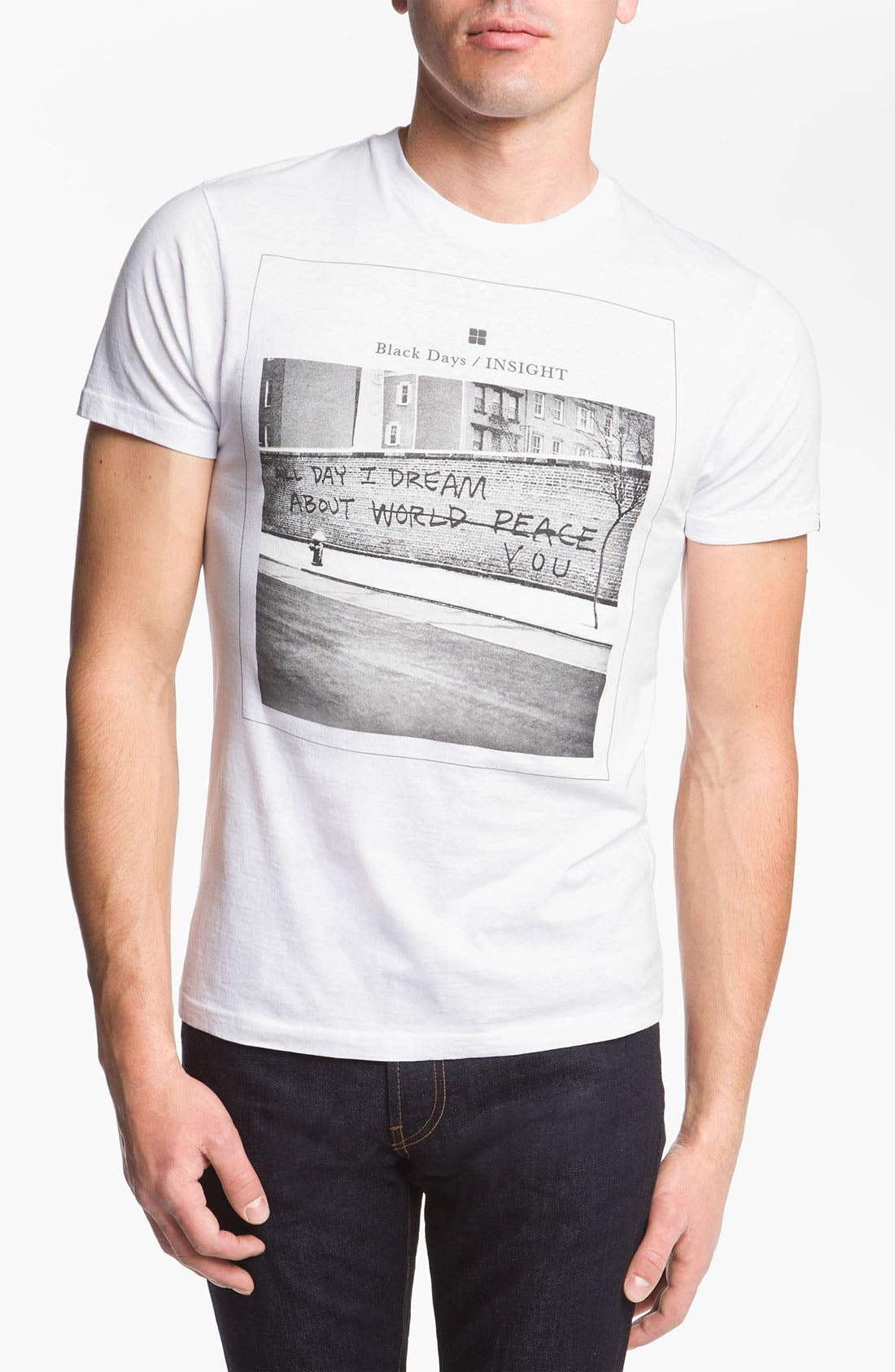 Main Image - Insight 'All Day I Dream' T-Shirt
