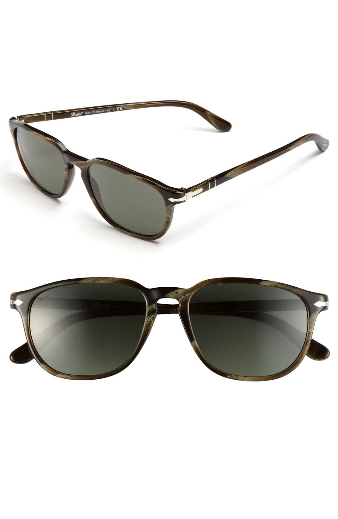Main Image - Persol 52mm Retro Inspired Sunglasses