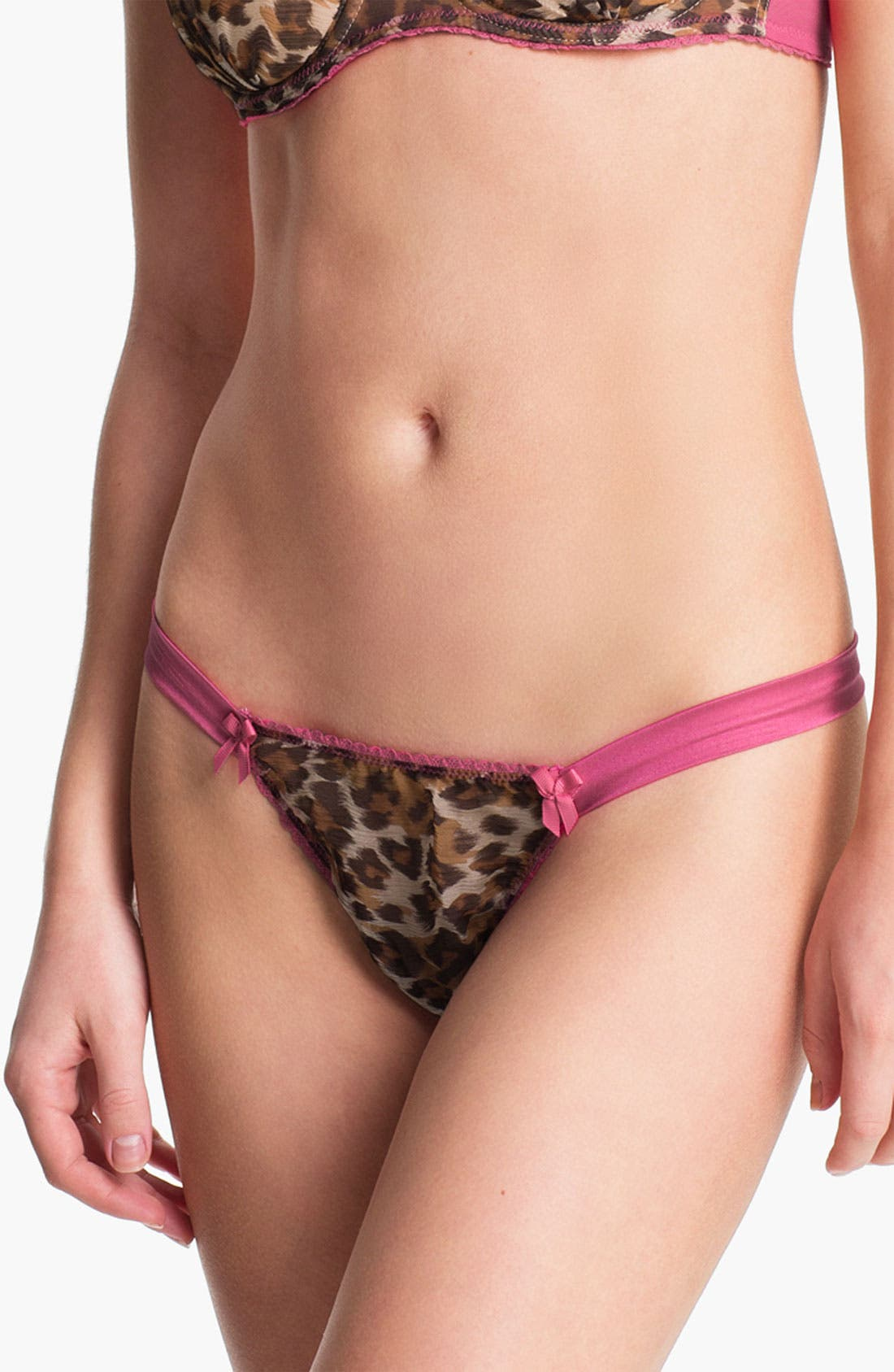 Alternate Image 1 Selected - Mimi Holliday 'Cheeky Minx' Hipster Thong