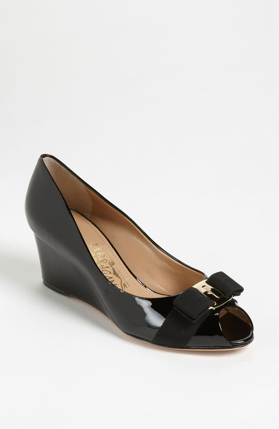 Alternate Image 1 Selected - Salvatore Ferragamo 'Sissi' Pump