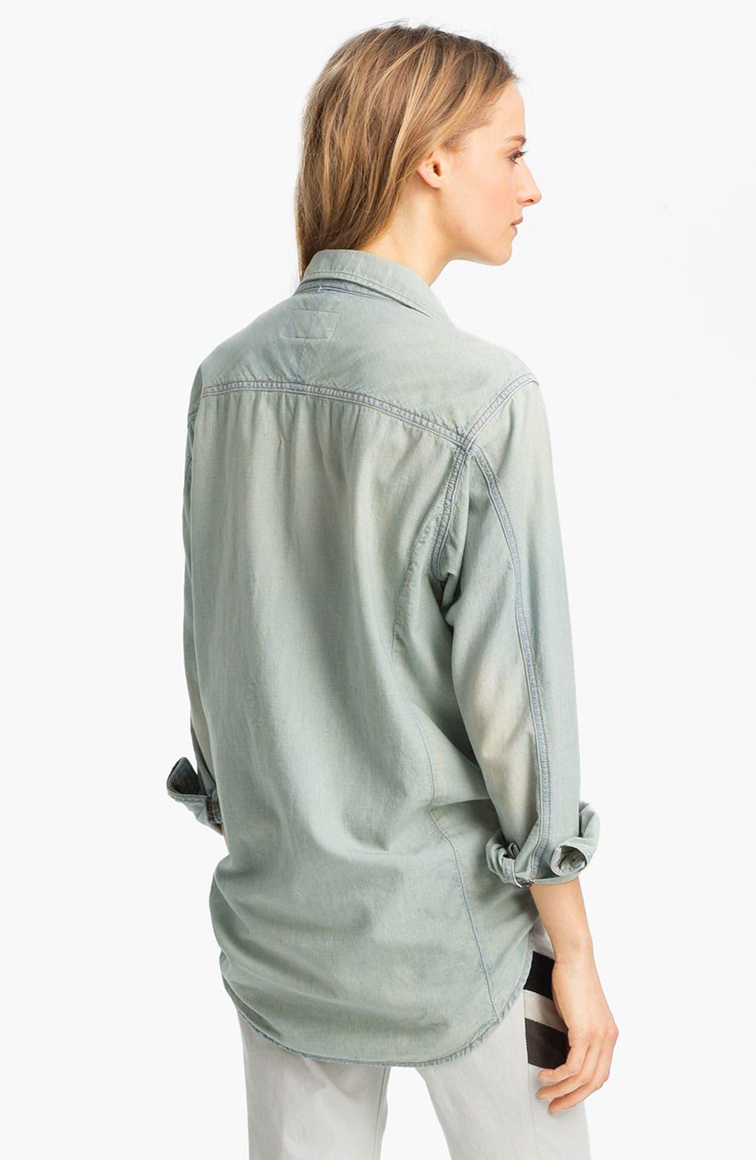 Alternate Image 3  - rag & bone/JEAN 'The Trail' Shirt