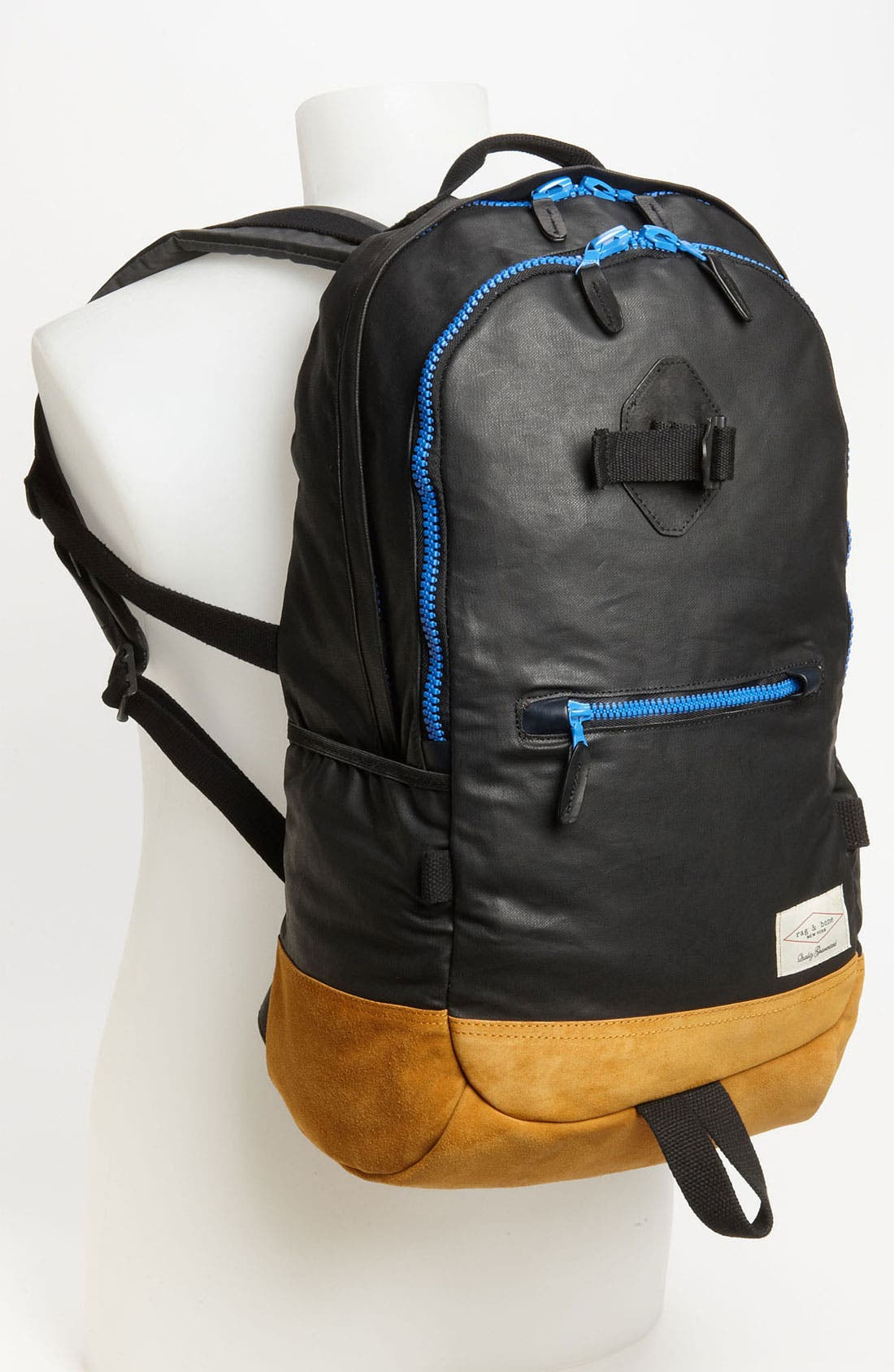 Alternate Image 2  - rag & bone Coated Canvas Backpack