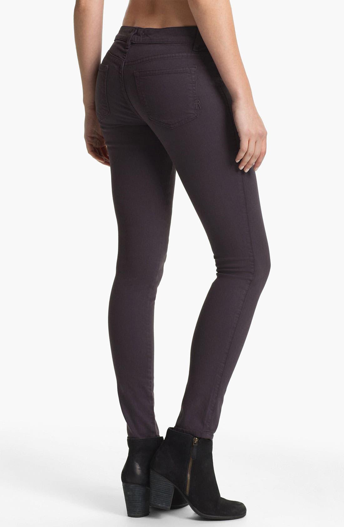 Alternate Image 2  - Rich & Skinny 'Legacy' Skinny Stretch Jeans (Thumper)