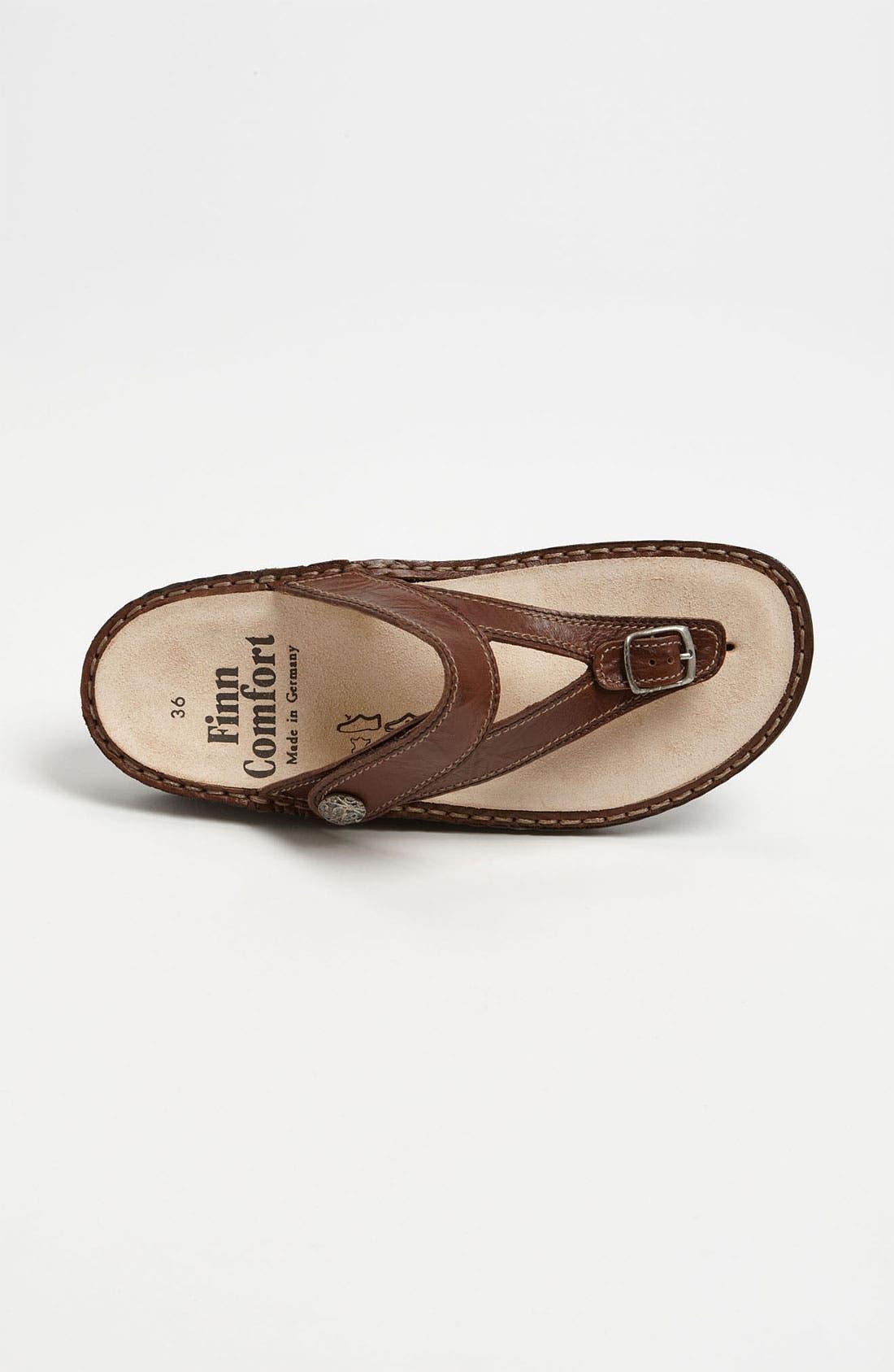 Alternate Image 3  - Finn Comfort 'Alexandria' Thong Sandal