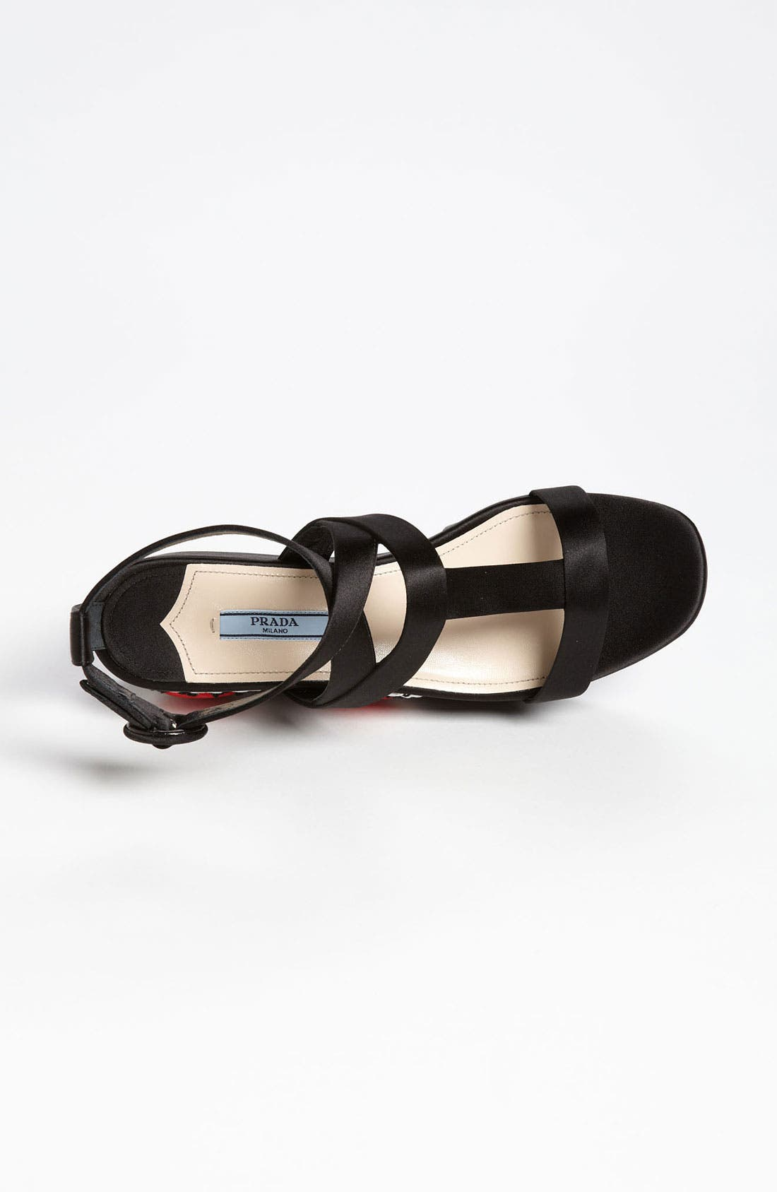 Alternate Image 3  - Prada Floral Platform Sandal