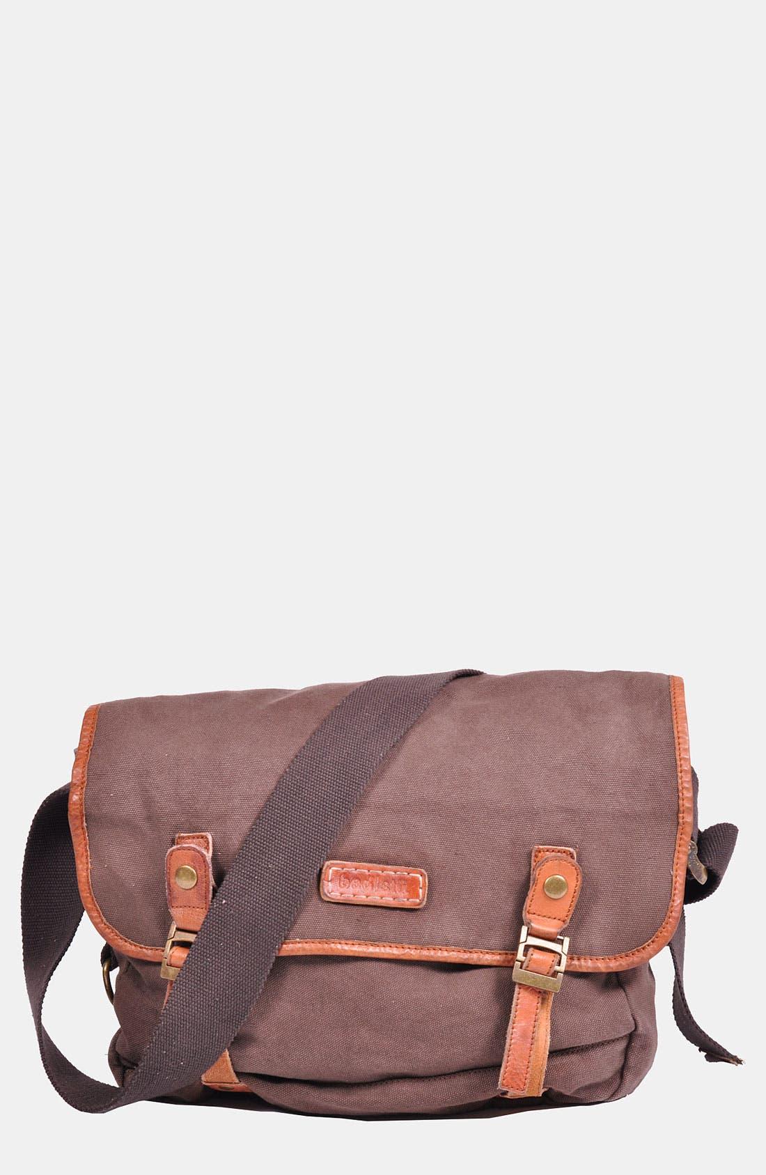 Main Image - Bed Stu 'Parker' Washed Canvas Messenger Bag
