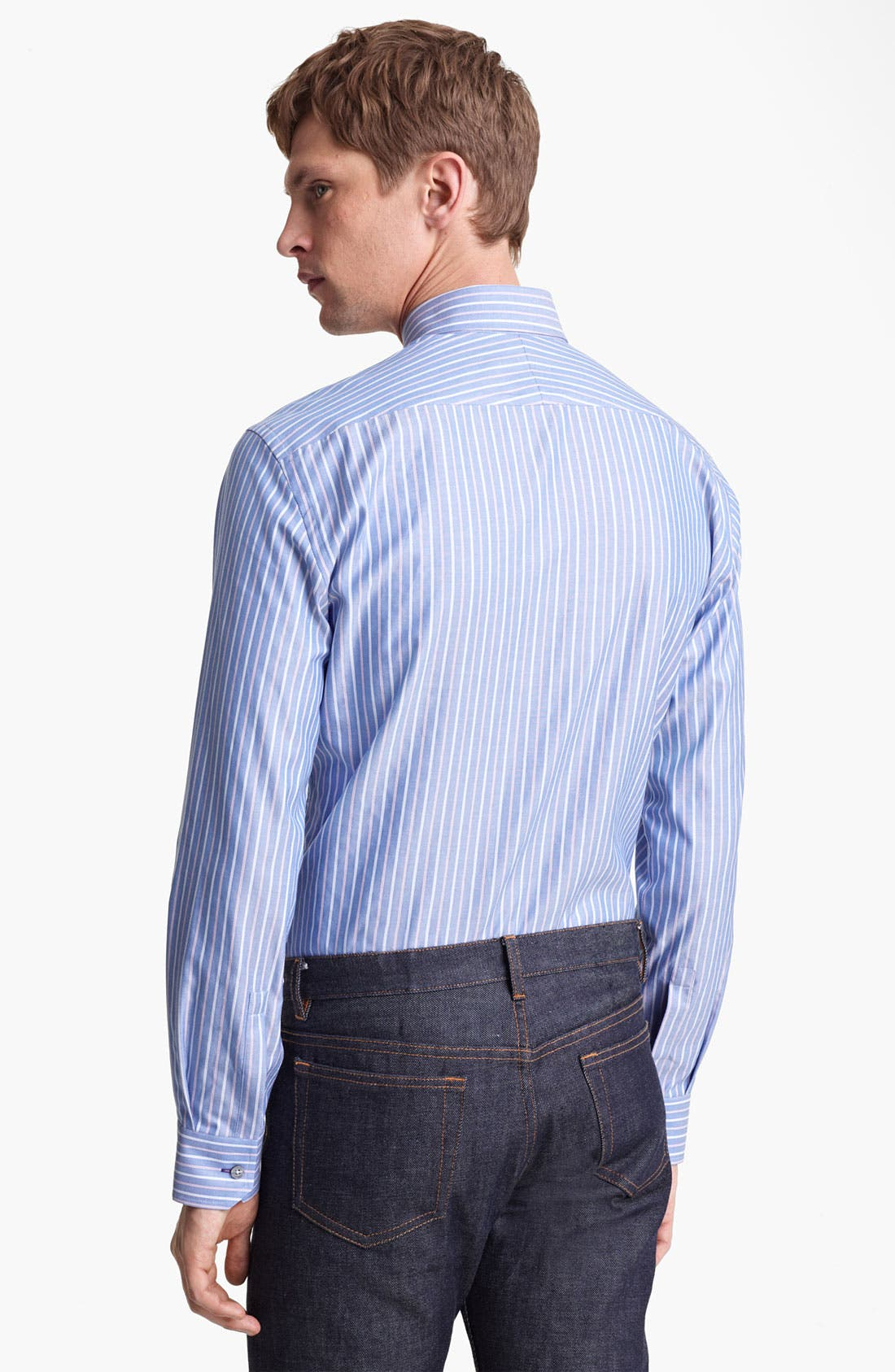 Alternate Image 2  - Paul Smith London Stripe Shirt