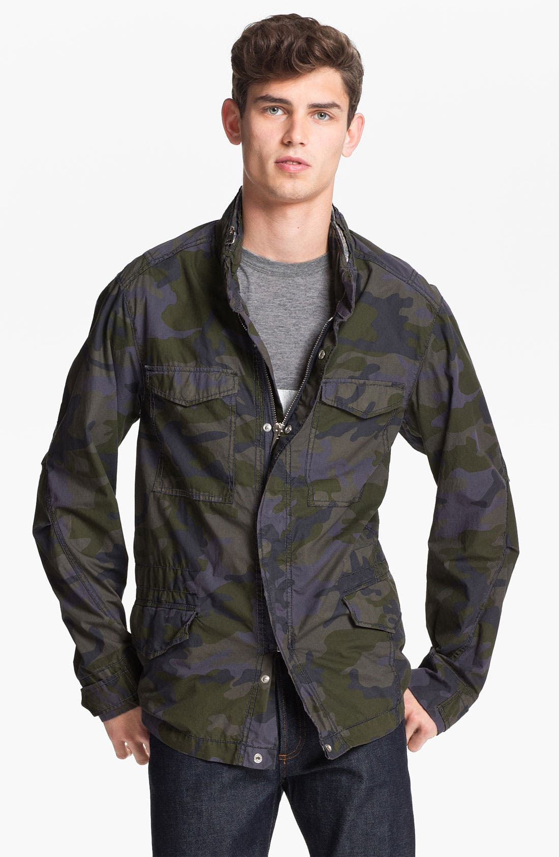 Main Image - U Clothing 'Zane' M-65 Field Jacket