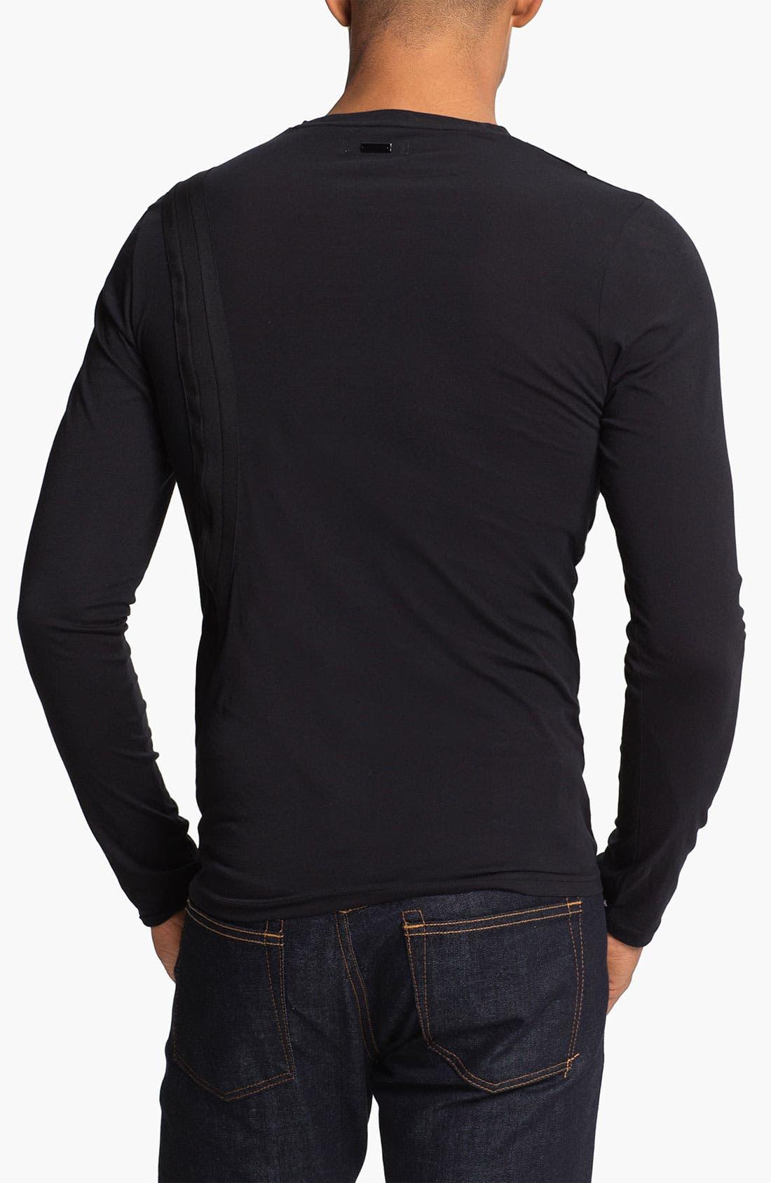 Alternate Image 2  - adidas SLVR Crewneck T-Shirt