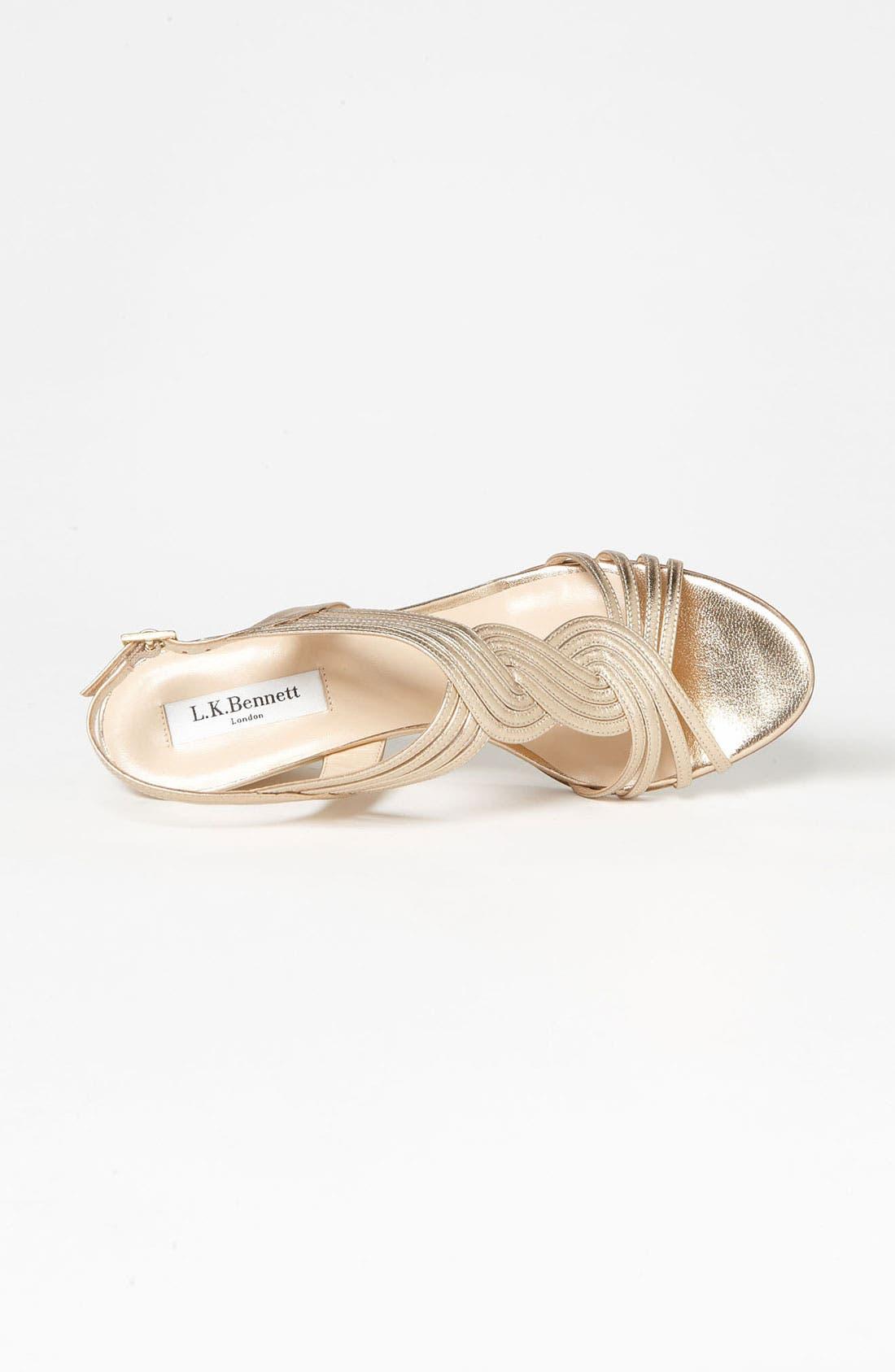 Alternate Image 3  - L.K. Bennett 'Dunes' Sandal
