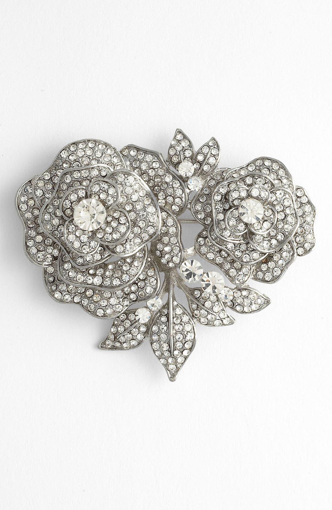 Alternate Image 1 Selected - Nina 'Maple' Rose Brooch