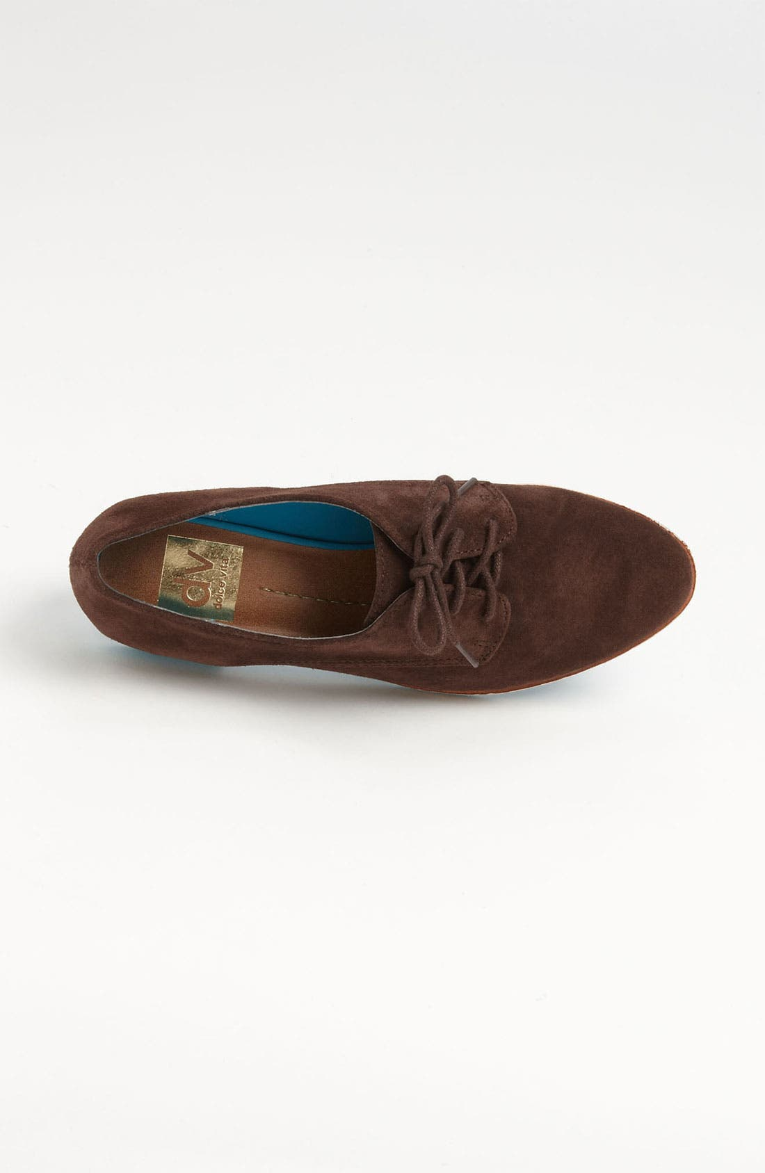 Alternate Image 3  - DV by Dolce Vita 'Mini' Suede Lace-Up Oxford