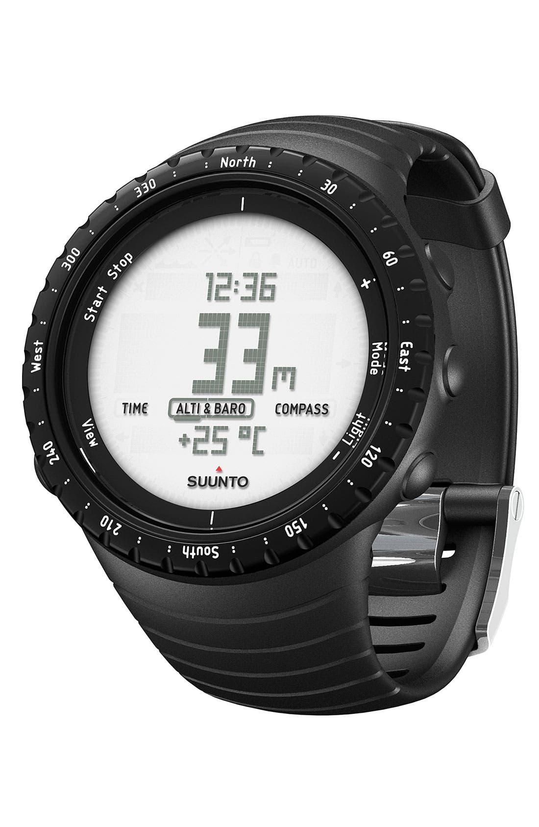 Alternate Image 2  - Suunto 'Core' Multifunction Watch, 50mm