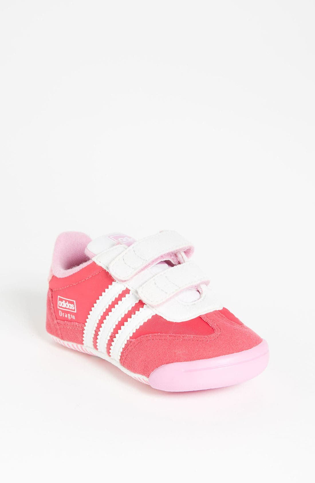 Alternate Image 1 Selected - adidas 'Learn To Walk - Dragon' Crib Sneaker (Baby)