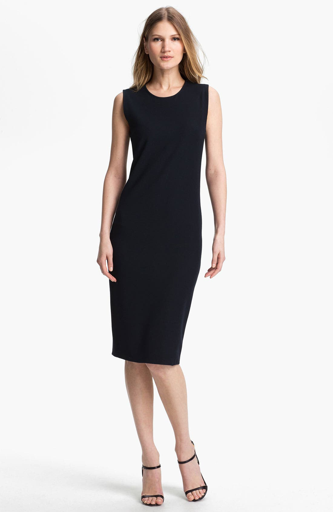 Alternate Image 1 Selected - Vince Knit Shift Dress
