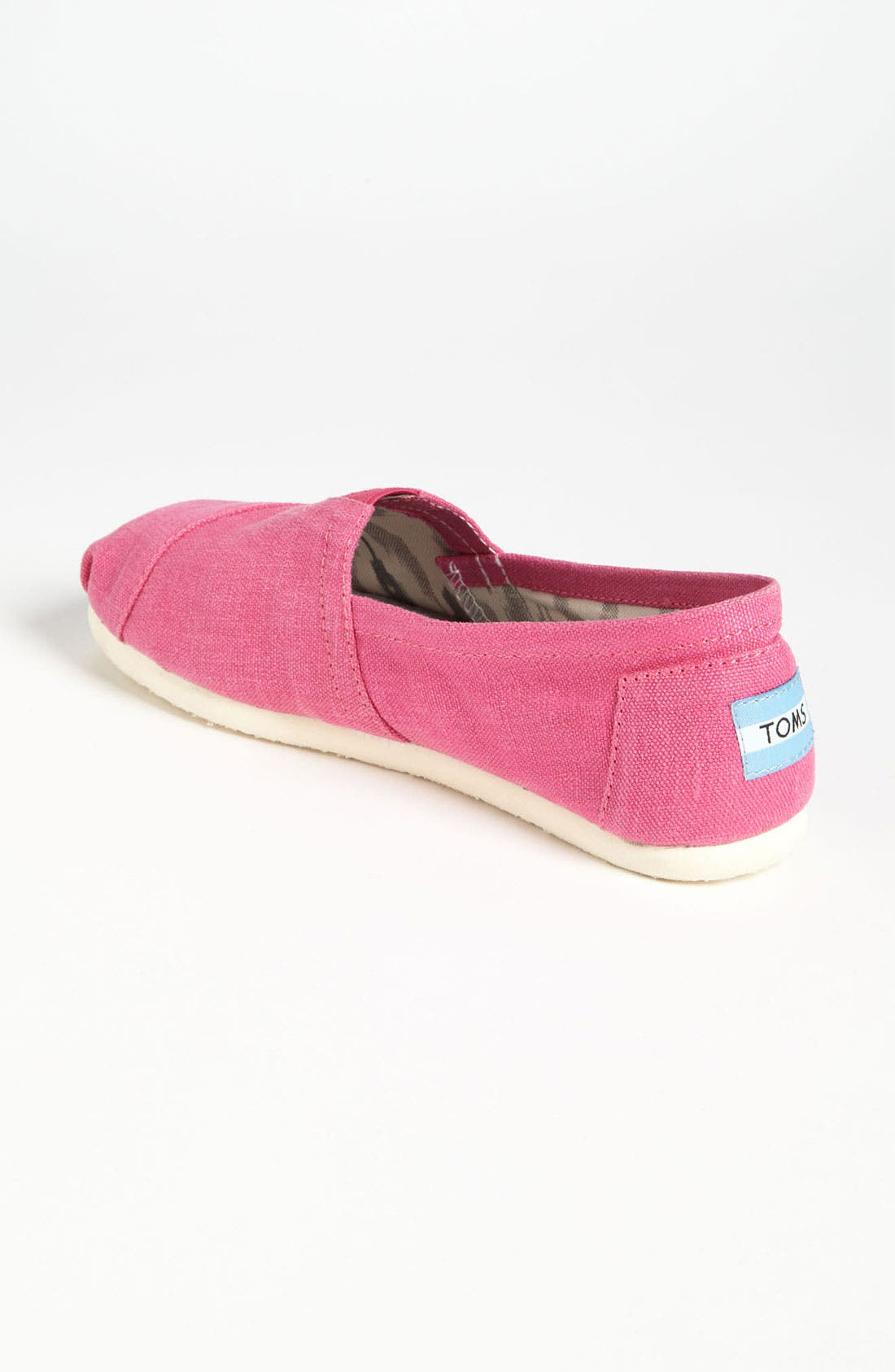 Alternate Image 2  - TOMS 'Classic - Earthwise' Slip-On (Women)