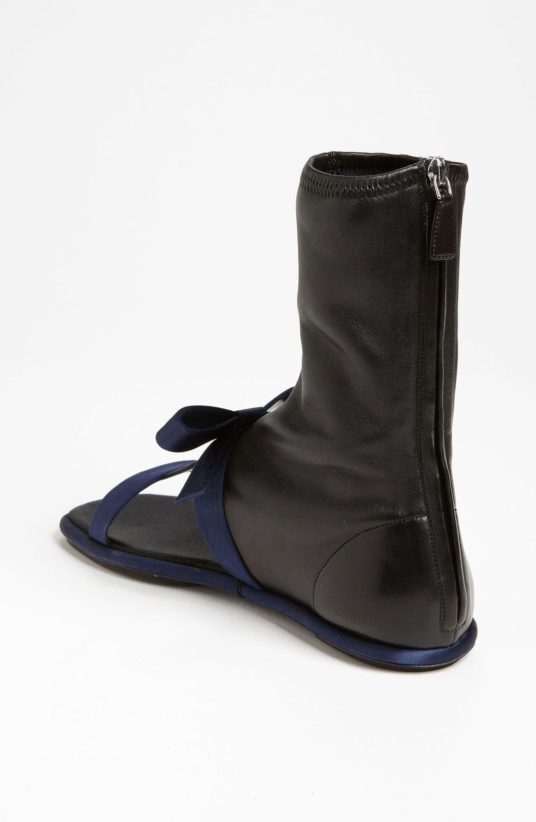 Alternate Image 2  - Prada Stretch Sandal