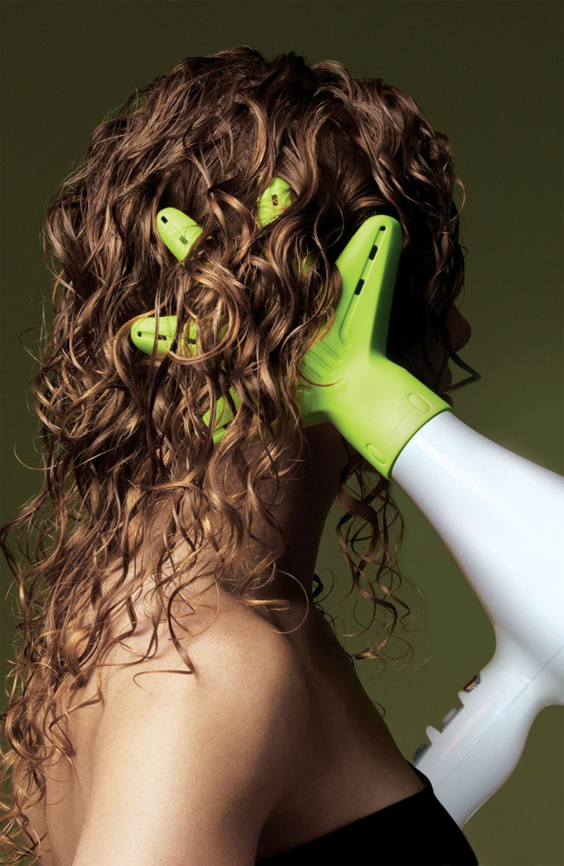 Alternate Image 2  - DevaCurl 'DevaFuser' Diffuser & Hairdryer