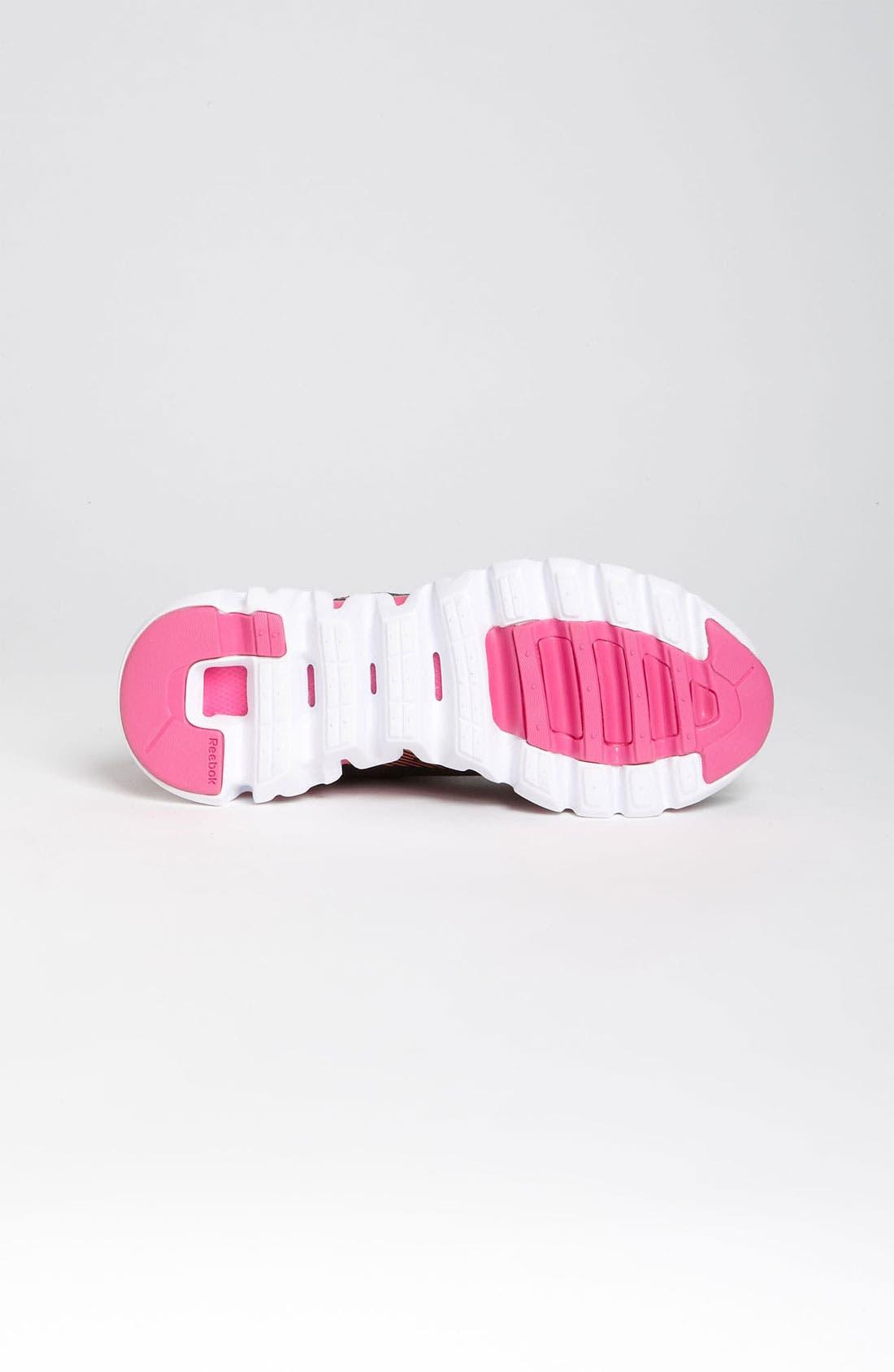 Alternate Image 4  - Reebok 'ZigLite Electrify' Sneaker (Baby, Walker & Toddler)