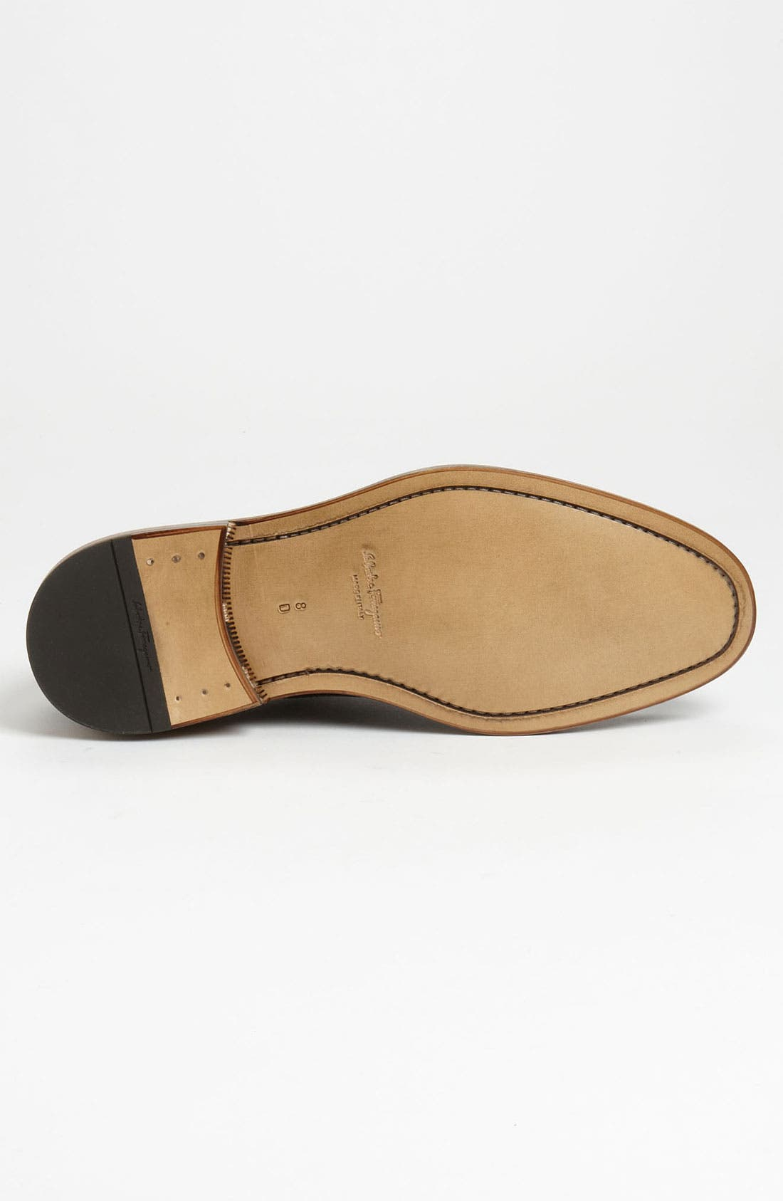 Alternate Image 4  - Salvatore Ferragamo 'Tango' Spectator Shoe