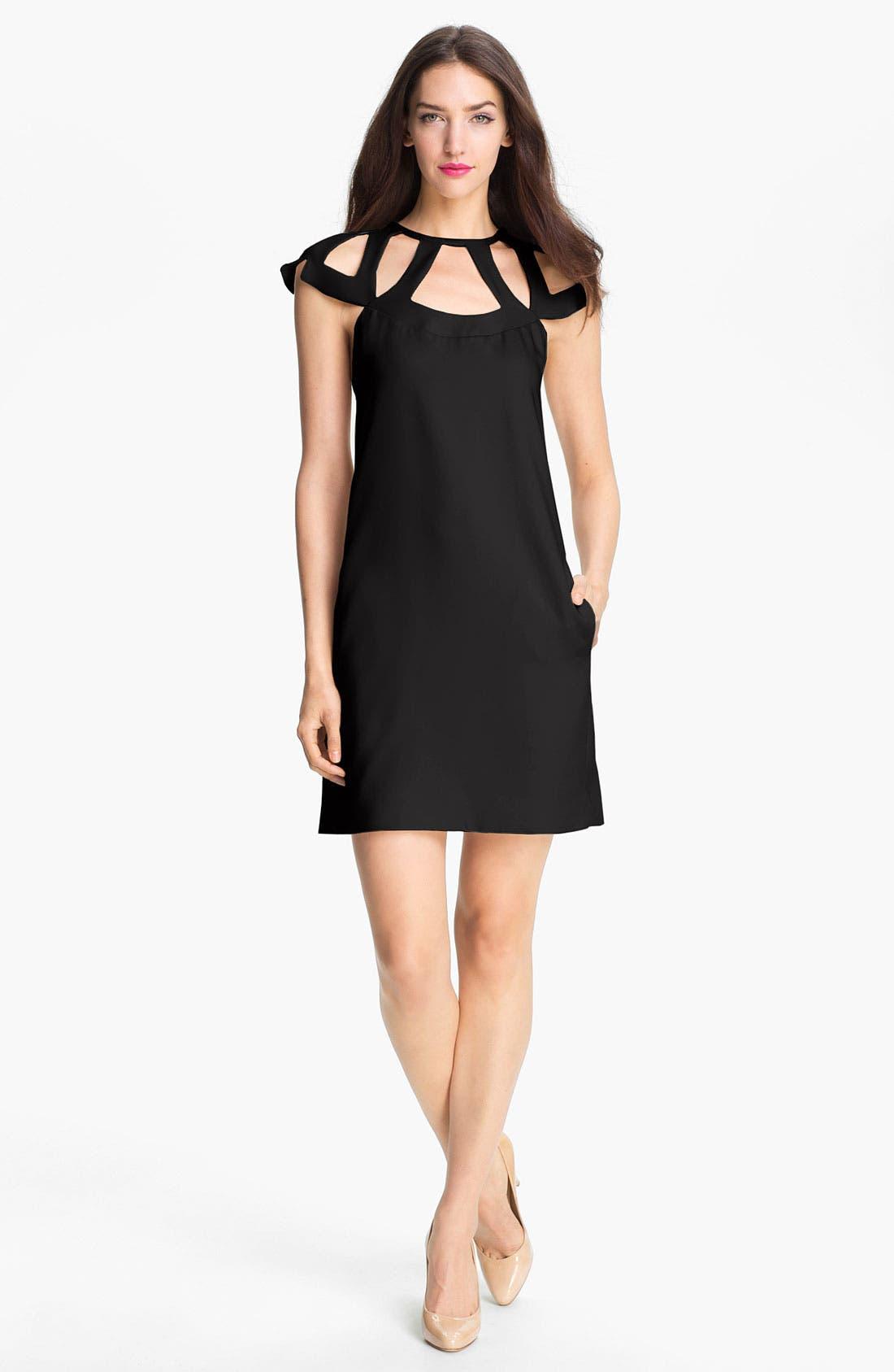 Alternate Image 1 Selected - Diane von Furstenberg A-Line Dress