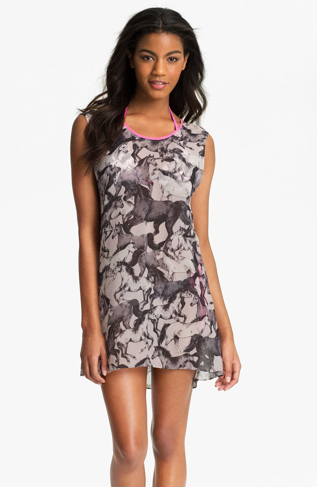 Alternate Image 1 Selected - Ted Baker London 'Wild Horses' Cover-Up