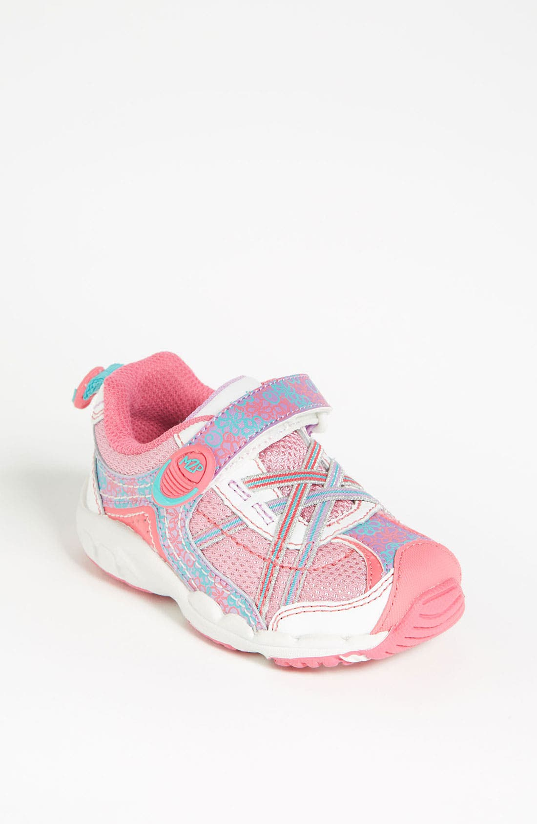 Alternate Image 1 Selected - Stride Rite 'Baby Kathryn' Sneaker (Baby, Walker & Toddler)
